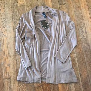 Sweaters - Jersey Cardigan